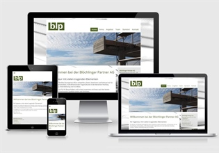 Neue Website Blöchlinger Partner AG