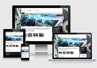 Neue Website Doberer Car Electric GmbH