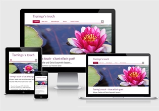 Neue Website Tsering's touch