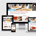 Neue Website Restaurant Linde